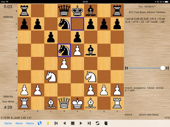 Chess Link Hiarcs