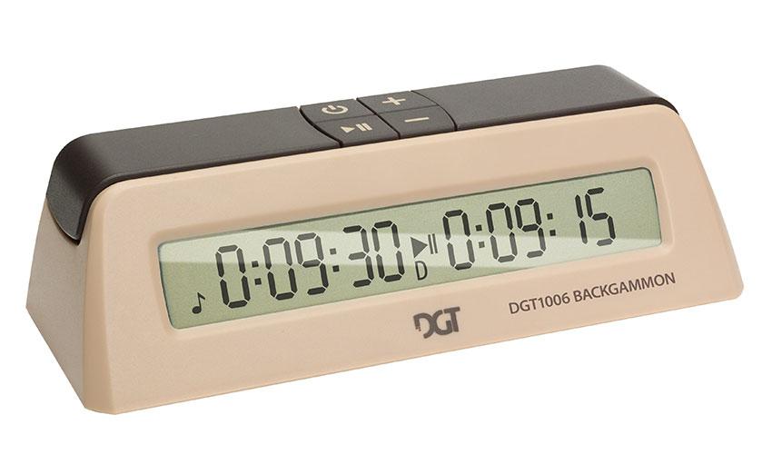 DGT 1006 Backgammon Uhr