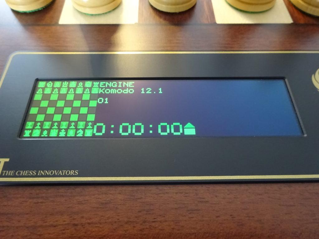 DGT Revelation Anniversary Edition Komodo 12