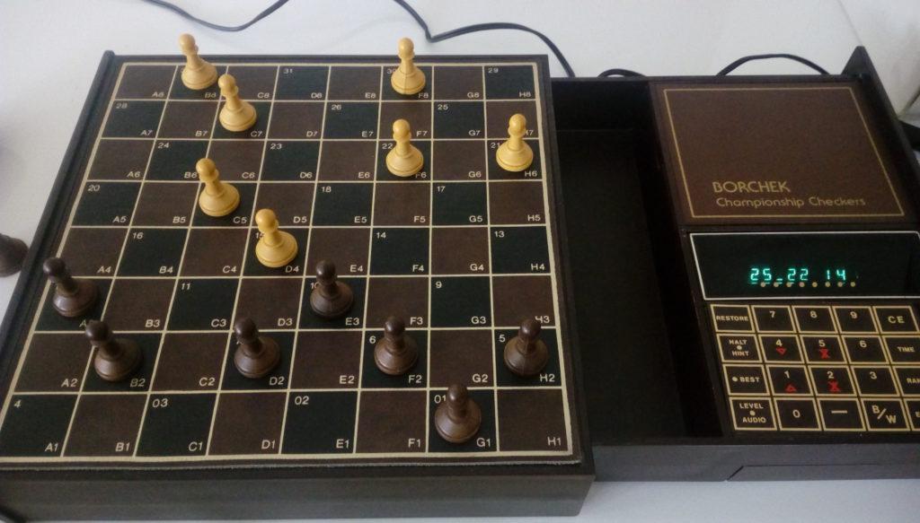 Chafitz Modular Game System Borchek