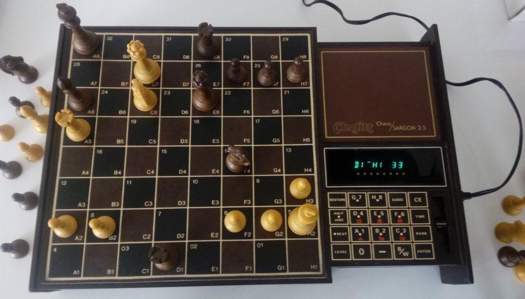 Chafitz Modular Game System Sargon 2.5