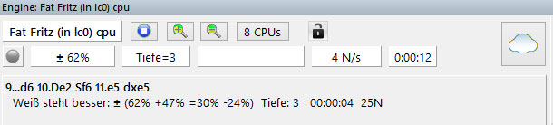 Fat Fritz CPU