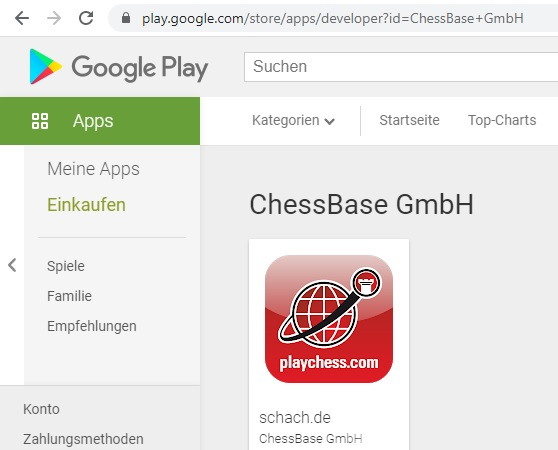 Chessbase Apps