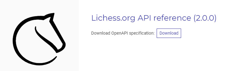 Lichess API Schnittstelle
