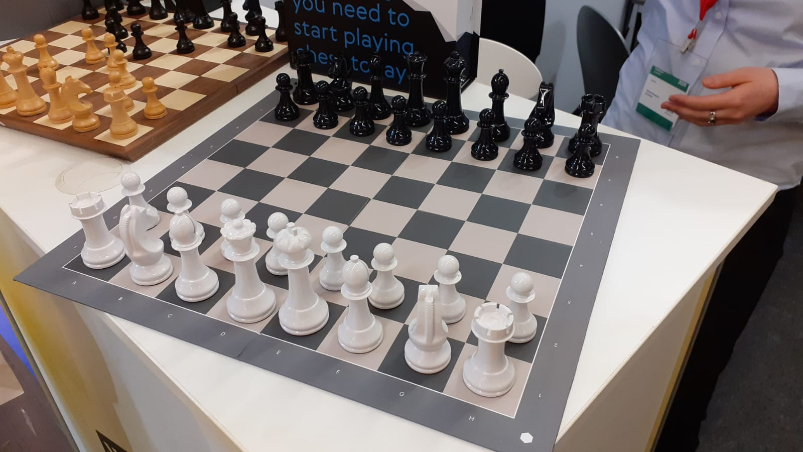 DGT WorldChess Toy Fair 2020