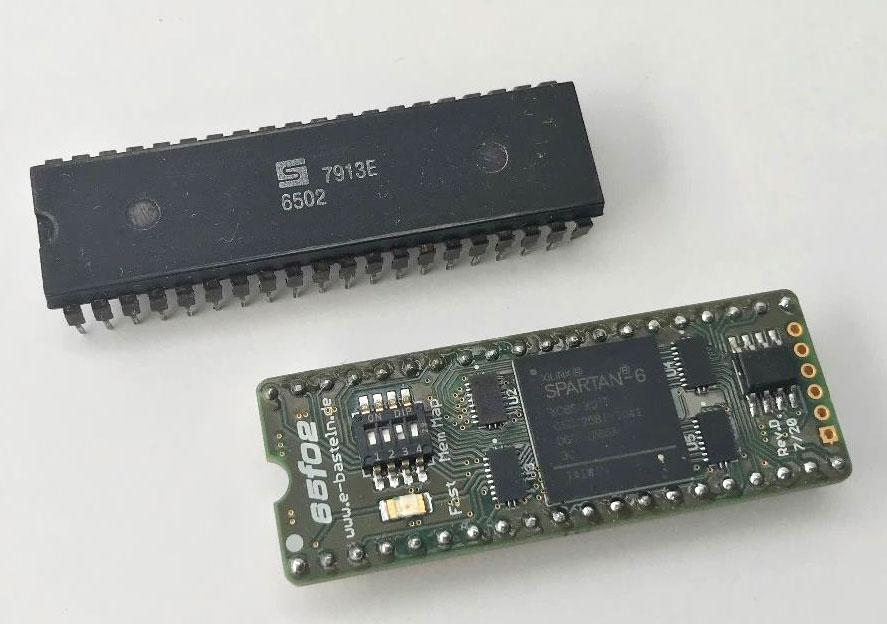 Microprozessor 6502 65F02